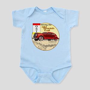 The Spanish Trail Infant Bodysuit