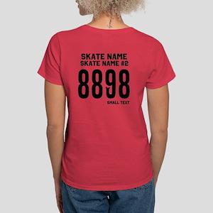 Customizable Jerseys Women's Dark T-Shirt