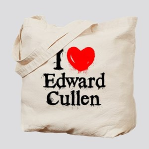 Love Ed Cullen Tote Bag
