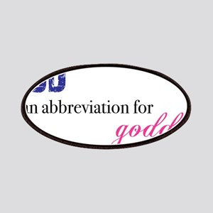 Goddess Abbr. Patches