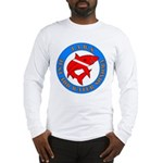 JawsLogo Long Sleeve T-Shirt