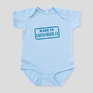 MADE IN LAGUNA BEACH, CA Infant Bodysuit
