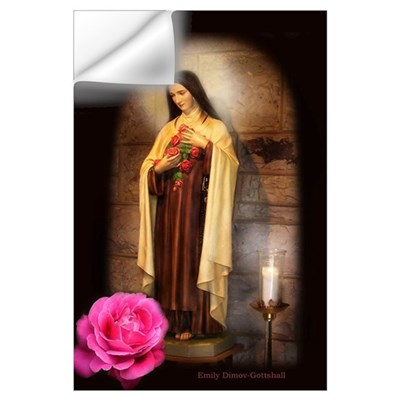 Saint Therese Wall Decal