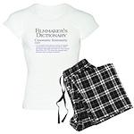 Cinematic Immunity Women's Light Pajamas