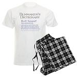 Film Dctnry: Roll Sound! Men's Light Pajamas