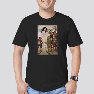 Snow White & the Seven Dwarfs Men's Fitted T-Shirt