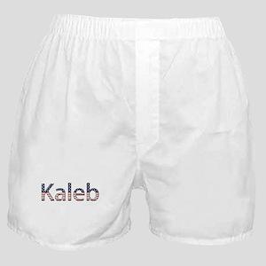 Kaleb Stars and Stripes Boxer Shorts