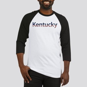 Kentucky Stars and Stripes Baseball Jersey