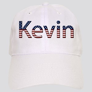Kevin Stars and Stripes Cap