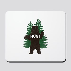 Bear hug? Mousepad