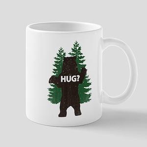 Bear hug? Mug