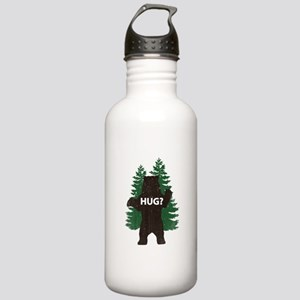 Bear hug? Stainless Water Bottle 1.0L