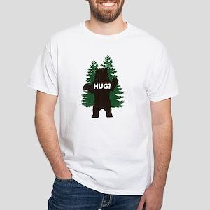 Bear hug? White T-Shirt