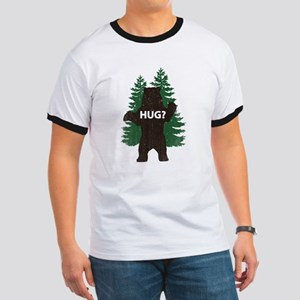Bear hug? Ringer T