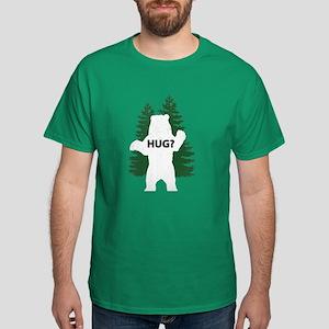 Bear hug? Dark T-Shirt