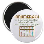 Innumeracy Magnet