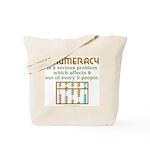 Innumeracy Tote Bag