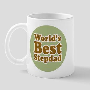 World's Best Stepdad Mug