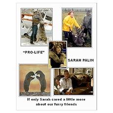 Sarah Palin is an Idiot Poster