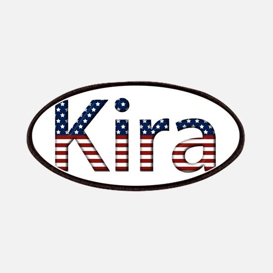 Kira Stars and Stripes Patch