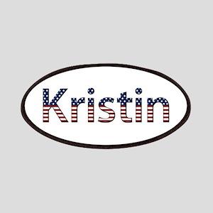 Kristin Stars and Stripes Patch