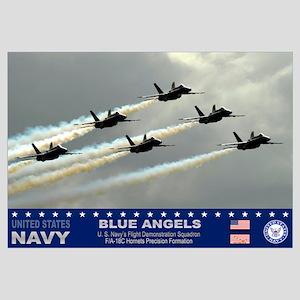 Blue Angel's F-18 Hornet