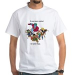 Captain Planet T-Shirt (White)
