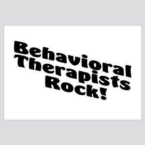 Behavioral Therapists Rock!