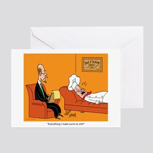 Far side greeting cards cafepress food for thought greeting card bookmarktalkfo Images