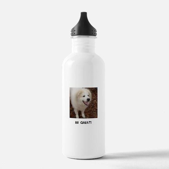 Be Great! Water Bottle