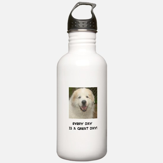 Every Day is a Great Day! Water Bottle