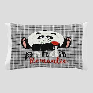 Cartoon Panda Funny Romantic Cute Tart Pillow Case