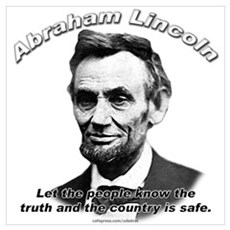 Abraham Lincoln 03 Poster