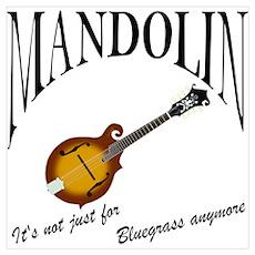 F Mando 'Grass Poster