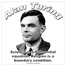 Alan Turing 01 Poster