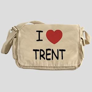 I heart Trent Messenger Bag