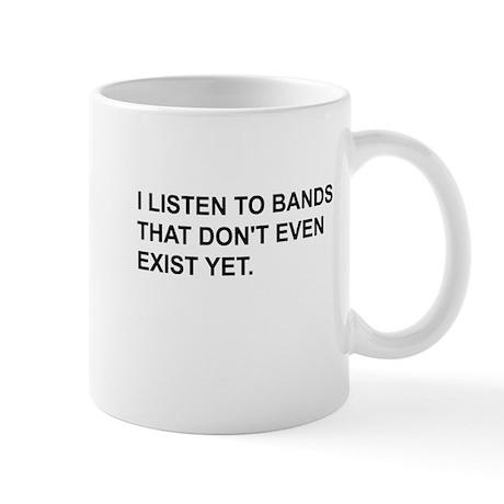 Bands Don't Exist Mug