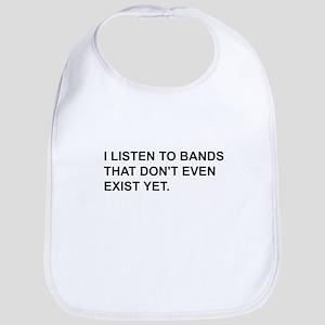 Bands Don't Exist Bib