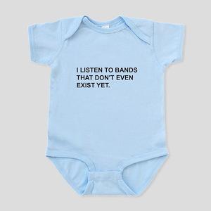 Bands Don't Exist Infant Bodysuit