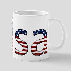 Lisa Stars and Stripes Mug