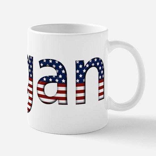 Logan Stars and Stripes Mug