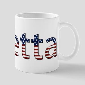 Loretta Stars and Stripes Mug
