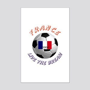 France world cup Mini Poster Print