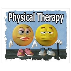 Physical Therapy Poster