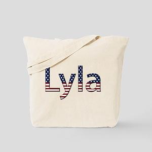 Lyla Stars and Stripes Tote Bag