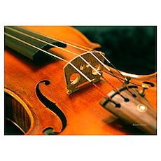 Violin Concerto Poster