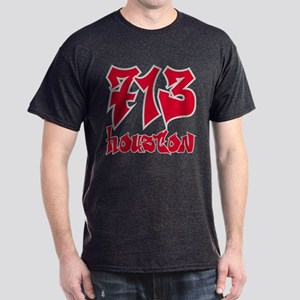 "Houston ""Rockets Colors"" Dark T-Shirt"