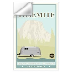 National Parks - Yosemite Wall Decal