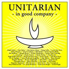 """Unitarian in Good Company"" Poster"