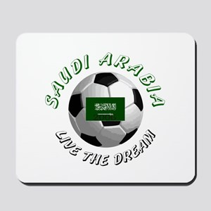 Saudi Arabia world cup Mousepad